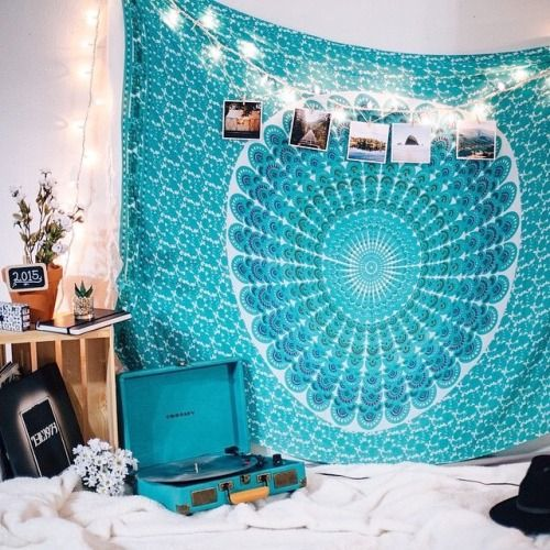 Gallery for gt teal bedrooms tumblr