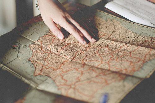 Julie de batom | Julie Duarte: Cinco lugares do mundo que eu quero conhecer