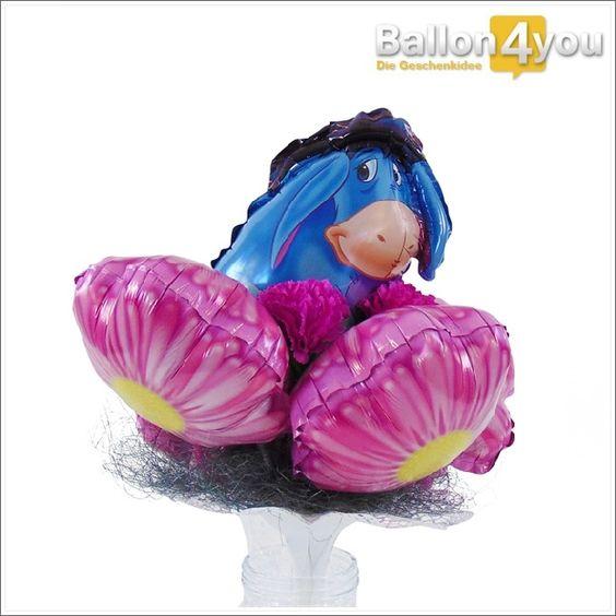 Damit die Entschuldigung gelingt, empfehlen wir diesen exklusiven Ballonstrauß. Dieser ist garantiert welkfrei und sorgt dafür, dass man(n) und Frau sich noch an lange an die gemeinsame Versöhnung erinnern werden. Also zugreifen und versöhnen!