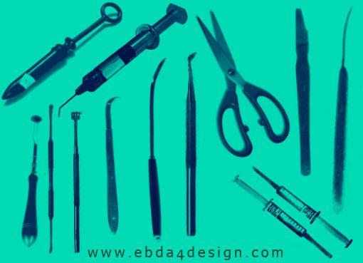 تحميل فرش فوتوشوب أدوات طبية Medical Tools Brushs Garden Tools Medical Tools