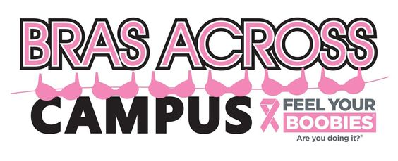 Bras Across Campus @ Central Penn College