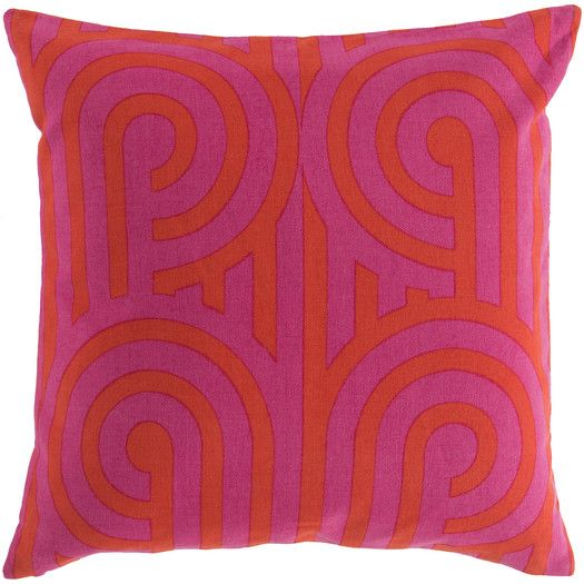 Shop AllModern for Decorative Pillows for the best selection in modern design.  Free shipping on all orders over $49.