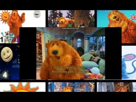Bear In The Big Blue House Mouse 17943 Infobit
