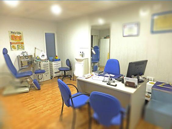 Sala de exploración y estudio biomecánico en Castellón