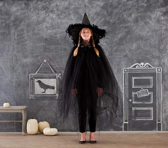 Pottery Barn Kids Halloween Costume - Adult Witch Hat