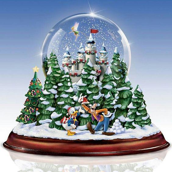 Disney Snow Globe Disney Snow Globes Pinterest Disney, Snow