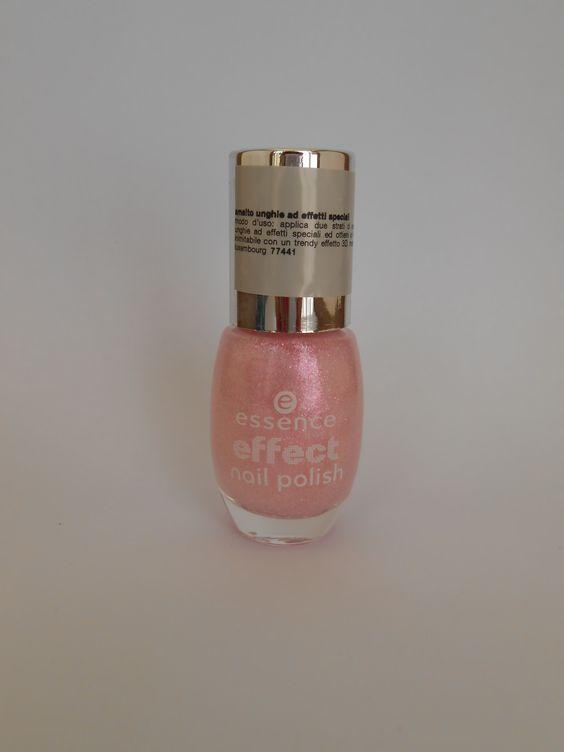 Essence Effect Sparkling Sugar 02 (Baby, you're a firework)
