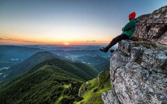 Simon Trnka a résolu ses Problèmes d'Insomnie à la Montagne (6):