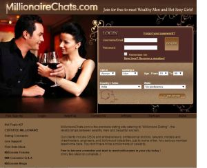 Best Millionaire Dating sites is a top review site helps you to     Best Millionaire Dating sites is a top review site helps you to meet meet someone just