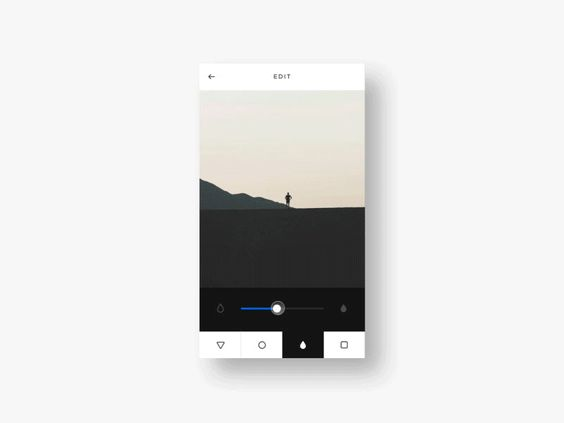 Saturation slider on Framer