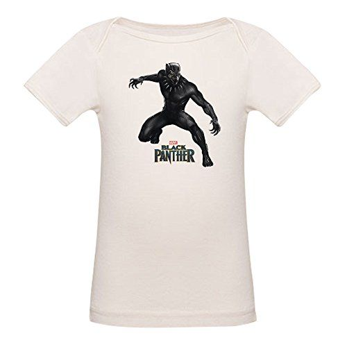CafePress Super Heroes Organic Cotton Baby T-Shirt