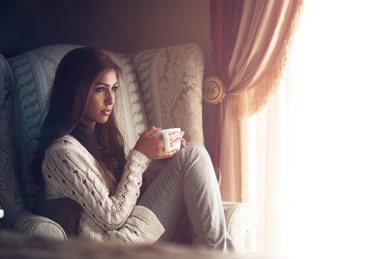 Good Morning. - Model: Rounaq Renee Daredia Make Up: Anh Bui