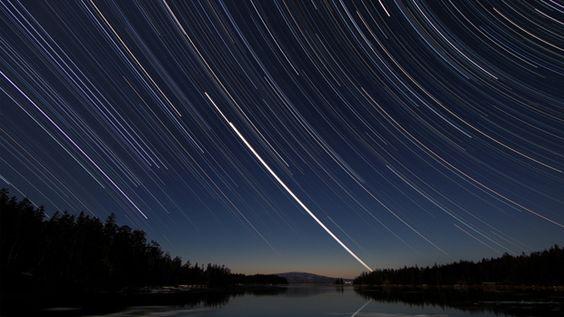 Stars Over Acadia