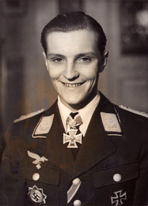 Hauptmann Hans Joachim Marseille