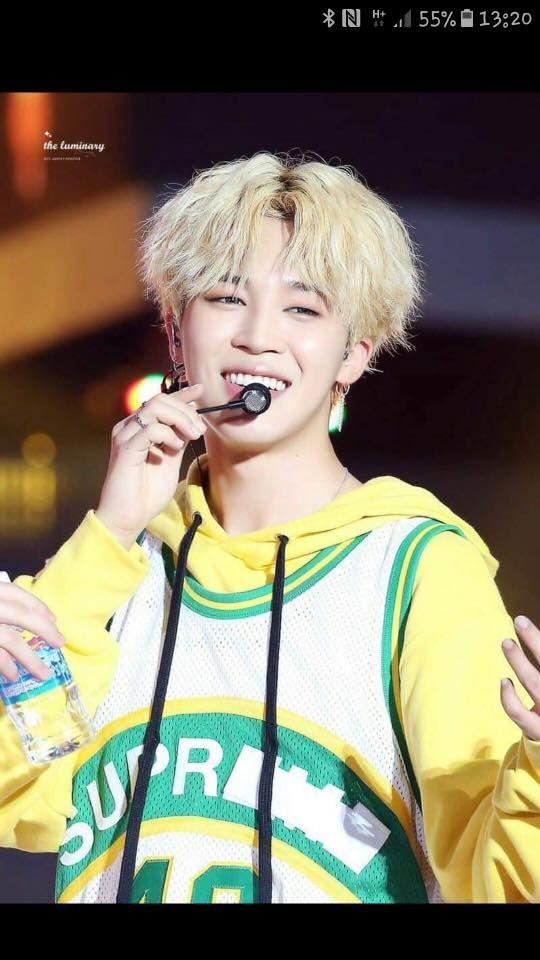 Park Jimin Cute Baby Jimin Bts Jimin Jimin Smile
