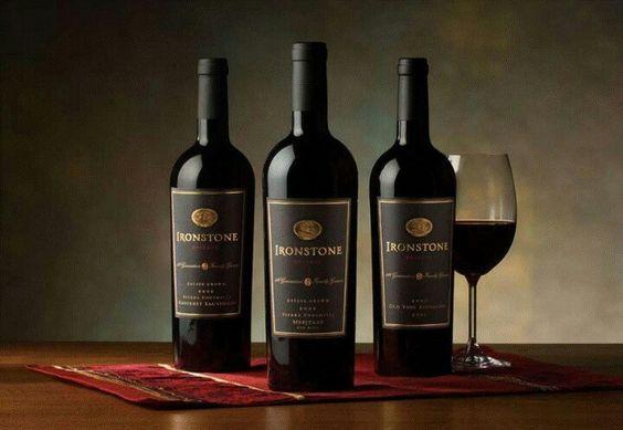 Rượu Vang Ironstone Reserve Cabernet Sauvignon