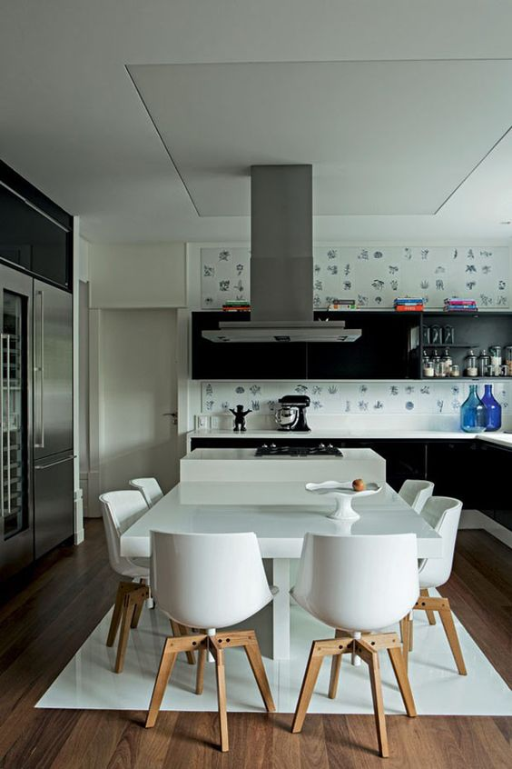 21 Modern Kitchen Design To Copy Now interiors homedecor interiordesign homedecortips