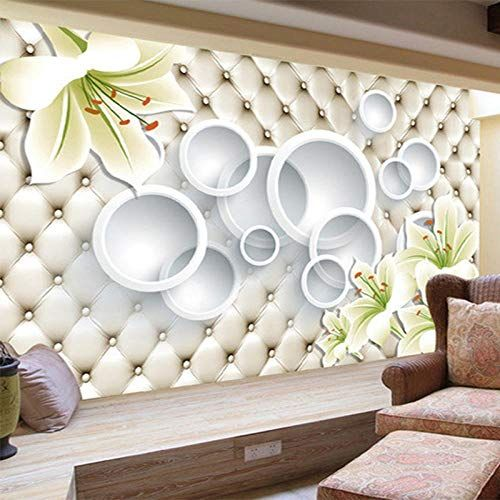 Nidezuiai Mural Wallpaper Customize 4d Wall Decoration Stereo