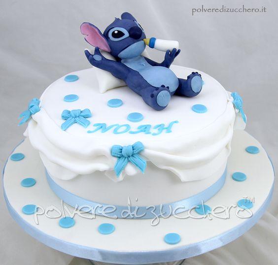 Lilo And Stitch Cake Decorations