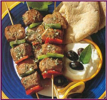 Cozinha Internacional Grega