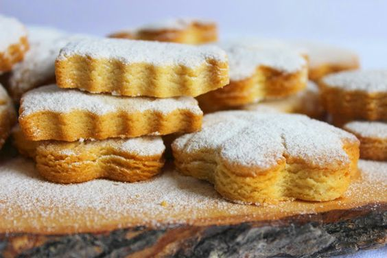 galletas de nata