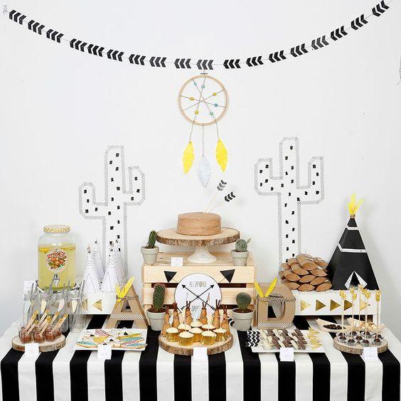 Decoración de fiestas en All Lovely Party
