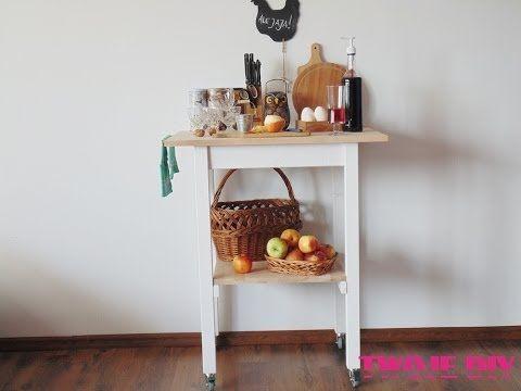 Jak Zrobic Wyspe Kuchenna Wyspa Kuchenna Mebel Mobilna Wyspa Diy Zrob To Sam Dremel Drewno Song Of Style Home Decor Furniture