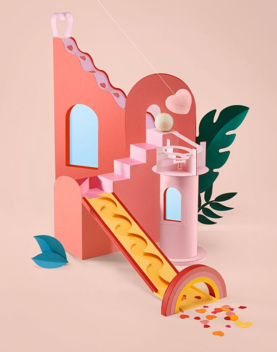 Art & Motion | Adrian & Gidi forOprah Magazine EDITORIAL