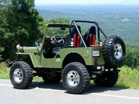 Pin by Josh Cargile on Jeep, Land Cruiser, Scout & Buggy | Pinterest