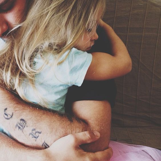 Endless bond between fathers and daughters are the sweetest: