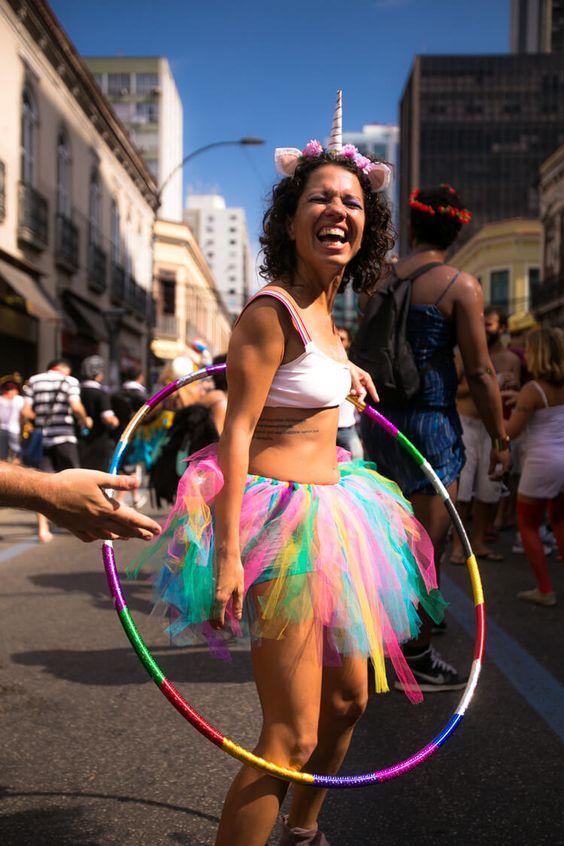 Modatrade - {Carnaval de Rua} Cordão do Boi Tolo: