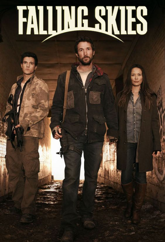 Falling Skies. GOOD Sci-Fi!!