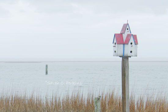 Ocean View Fine Art Photography wall print by SCPerkinsPhotography, $35.00