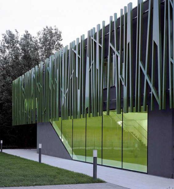 Design pictures and modern on pinterest for Modern bank building design