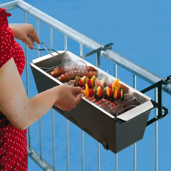 The grill that thinks like a flowerpot | Appliances and Kitchen Gadgets - CNET Blogs