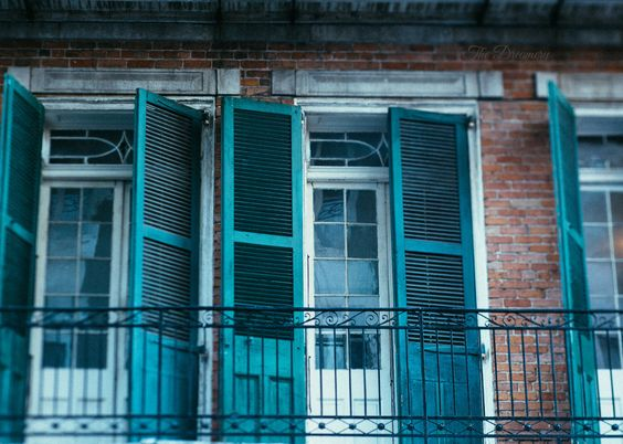 New Orleans photography, new orleans prints, large wall art, french quarter art, nola art, historic architecture, teal decor, travel by DreameryPhoto on Etsy https://www.etsy.com/listing/249757919/new-orleans-photography-new-orleans
