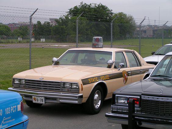 1978 Chevrolet Impala Maryland State Police. https://mrimpalasautoparts.com