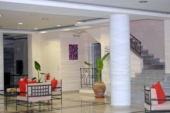 Zefyros Hotel Lobby - Book Now Your Zante Holidays in Zefyros Hotel by Visiting the Following Link: http://www.zantehotels4u.com/english/main/hotels/details/Zefyros-Hotel/128
