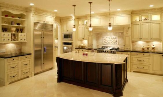 Open and airy #kitchen
