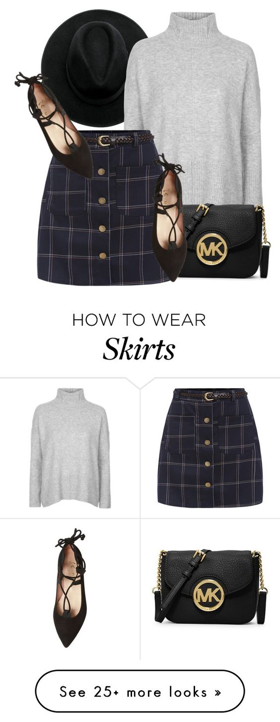 """""""What I'd Wear"""" by monmondefou on Polyvore featuring Topshop, MICHAEL Michael Kors, French Sole FS/NY and Fall"""