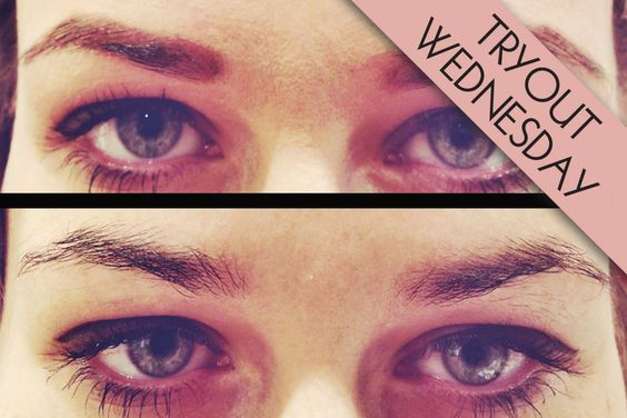 Tryout Wednesday: miss testet die Benefit Brow Bar