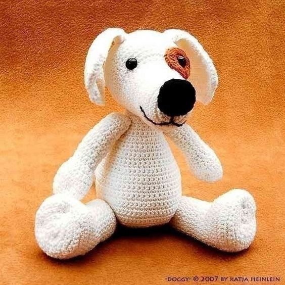 Dog doggy crochet pdf pattern amigurumi tutorial animal animal dog doggy crochet pdf pattern amigurumi by designshop on etsy from wists top web picks from guusje for all wists social shopping scrapbook wishlist fandeluxe Ebook collections