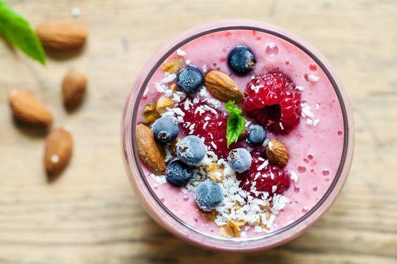 Neue Frühstücksalternative: Smüsli! - Mit Rezept-Idee – | ||| | || CODECHECK.INFO