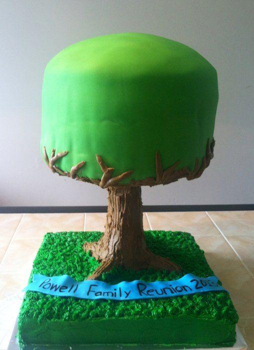 best family reunion cake ideas - Google Search