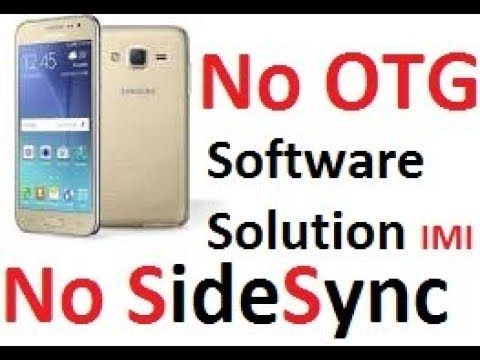 Samsung Galaxy J2 (J200H) Frp Bypass Google Account Removed