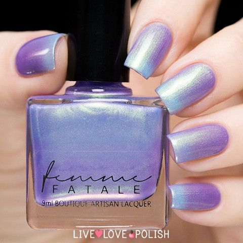 Femme Fatale Glass Coffin | Live Love Polish