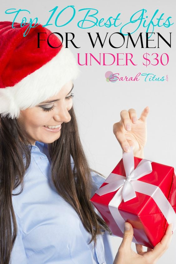 best gifts for women in their 30s