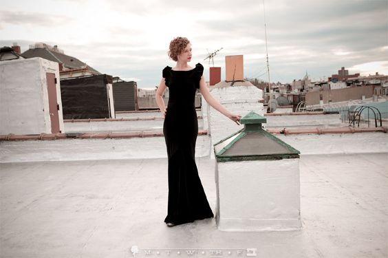 Meet Stacie Kristine, my new fashion idol.