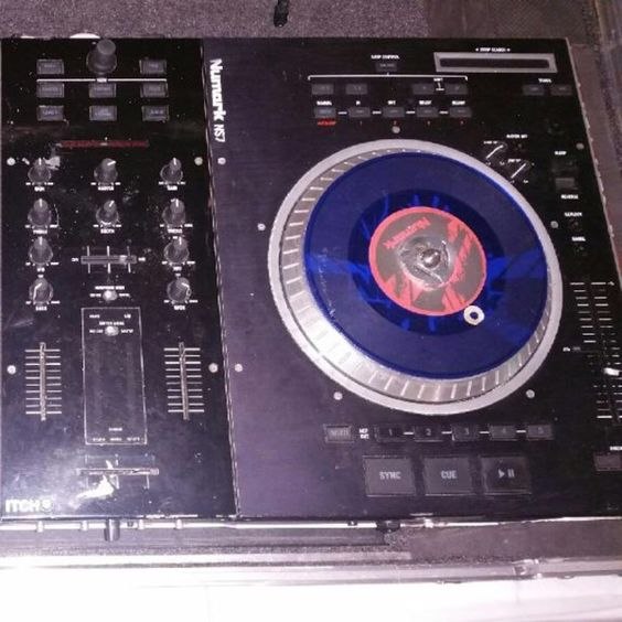 For Sale: Numark NS7 for $350