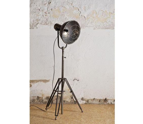 Be pure home vloerlamp spotlight metaal spotlight thuis en ontwerp - Spotlight ontwerp ...